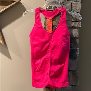 Climawear activewear racerback top